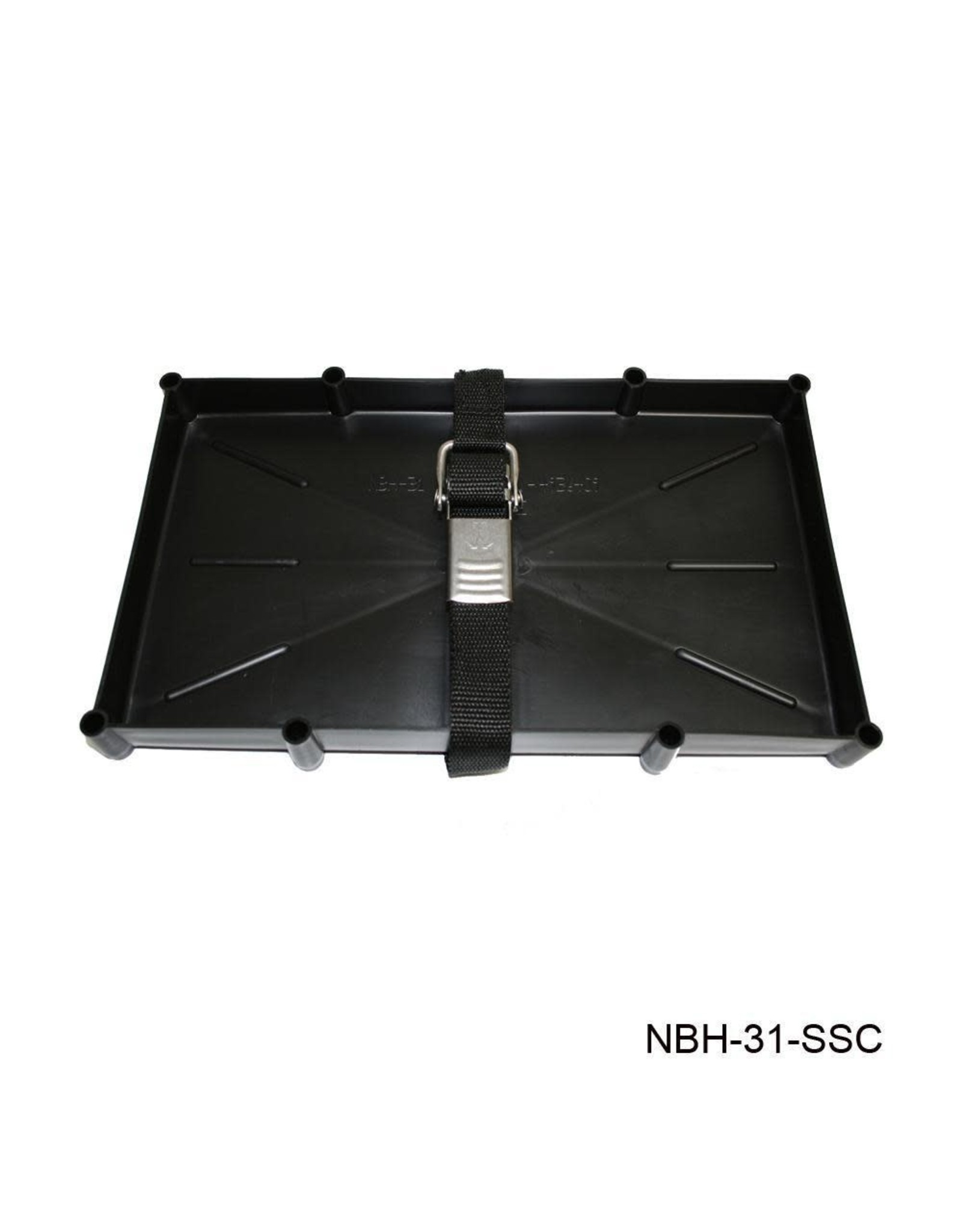 TH Marine Battery Tray 30/31 Series With Stainless Buckle