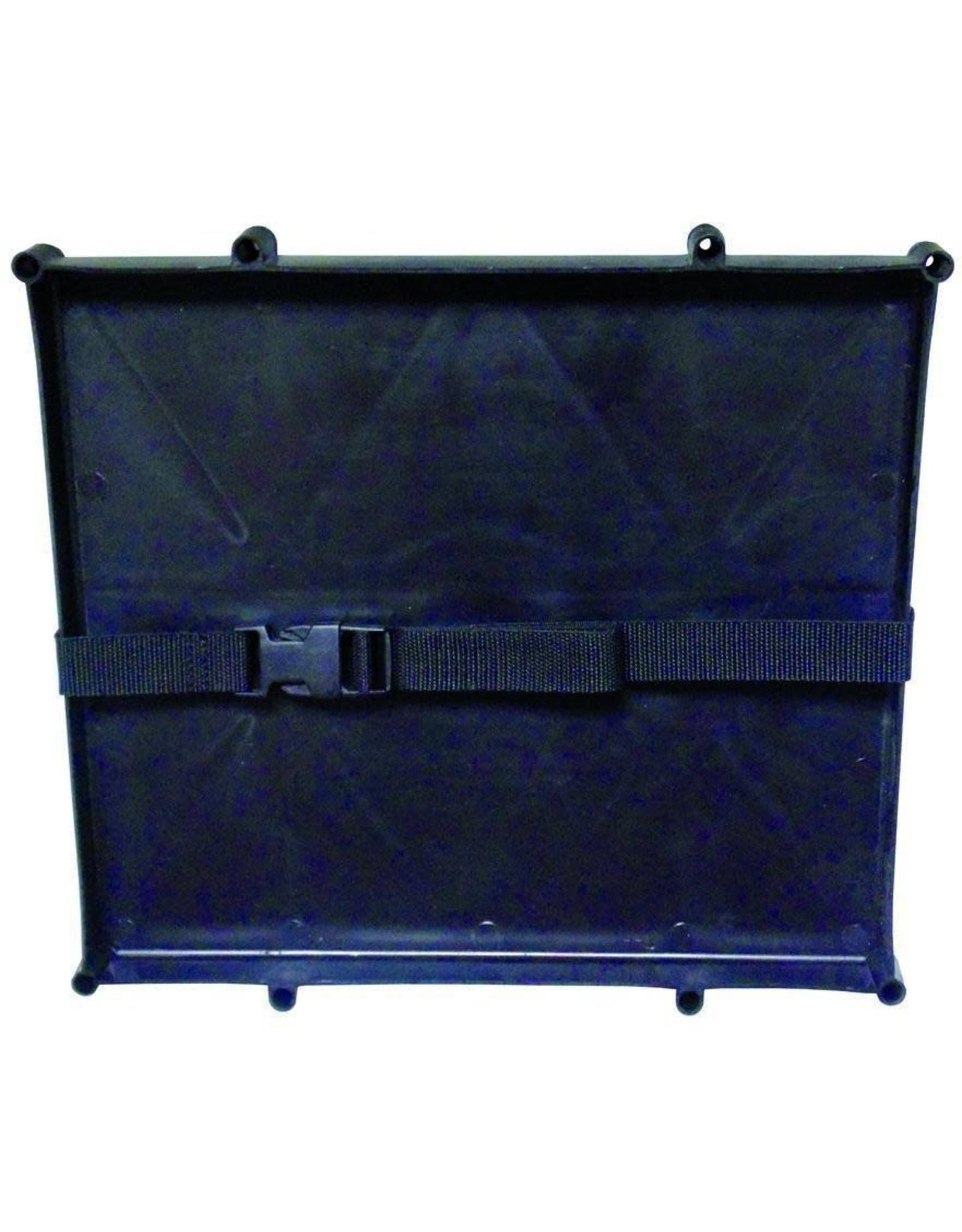 TH Marine Dual Battery Tray Holder w/ Poly Strap