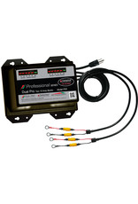 Dual Pro Professional Series Battery Charger - 30A - 2-15A-Banks- 12V/24V