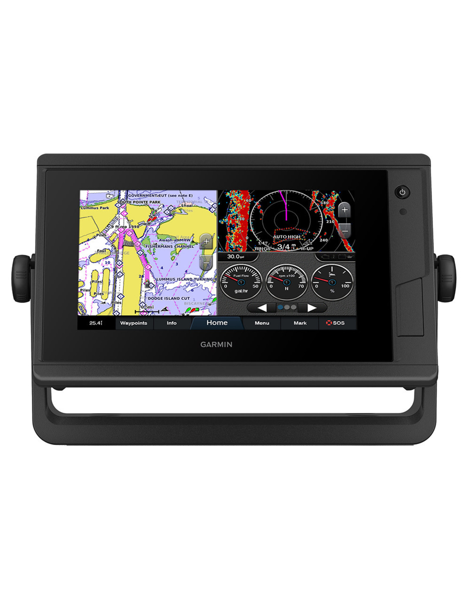 Garmin GPSMAP® 742xs Plus Touchscreen Without Sonar