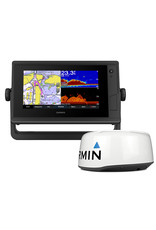 Garmin GPSMAP® 942xs Plus Touchscreen GPS/Fishfinder Combo w/Radar