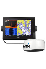 Garmin GPSMAP® 1242xs Plus Touchscreen GPS/Fishfinder Combo w/Radar