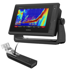 Garmin GPSMAP® 742xs Plus Touchscreen w/GT23M