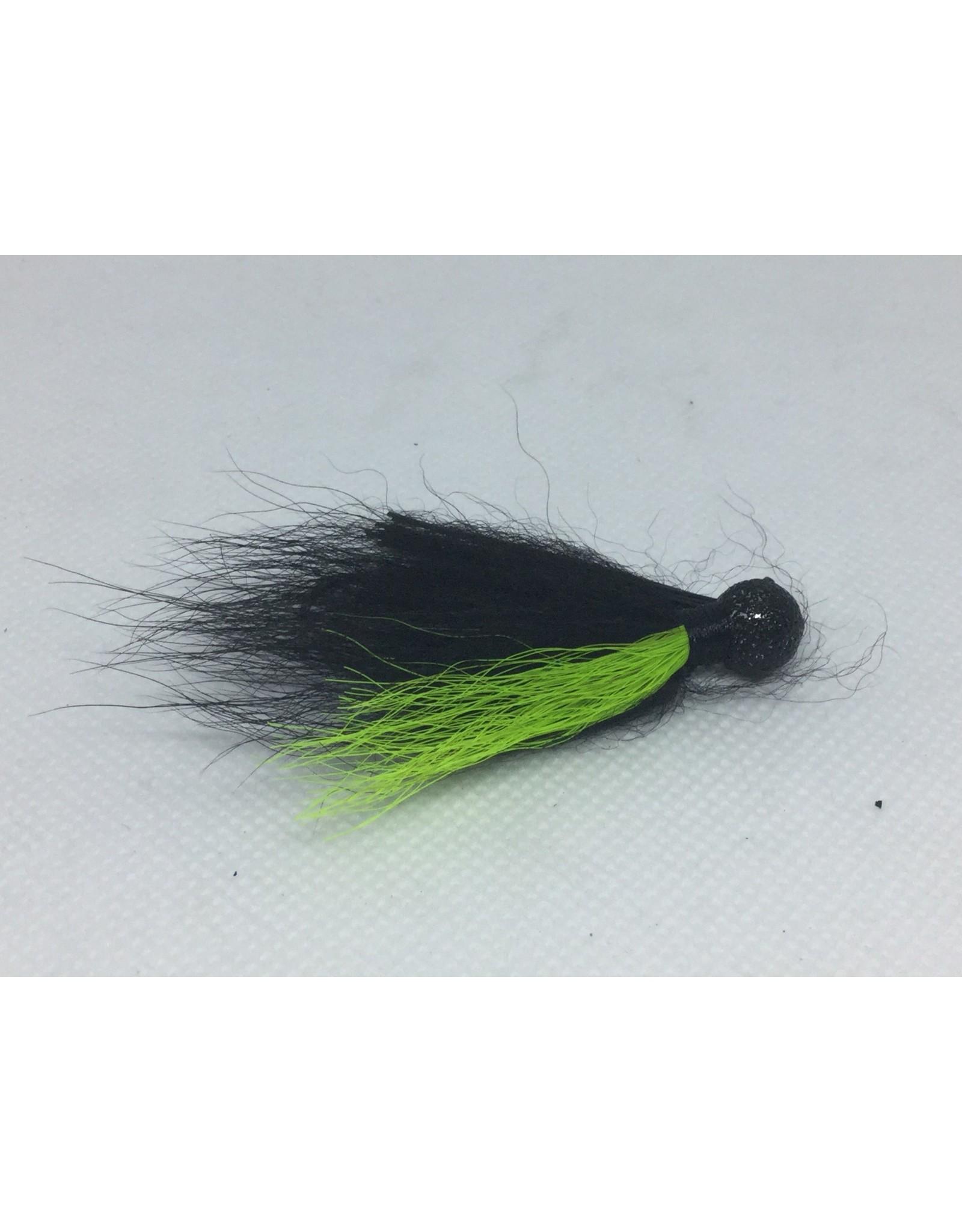 Yank-um Arctic Fox Hair Jig 3/16 oz