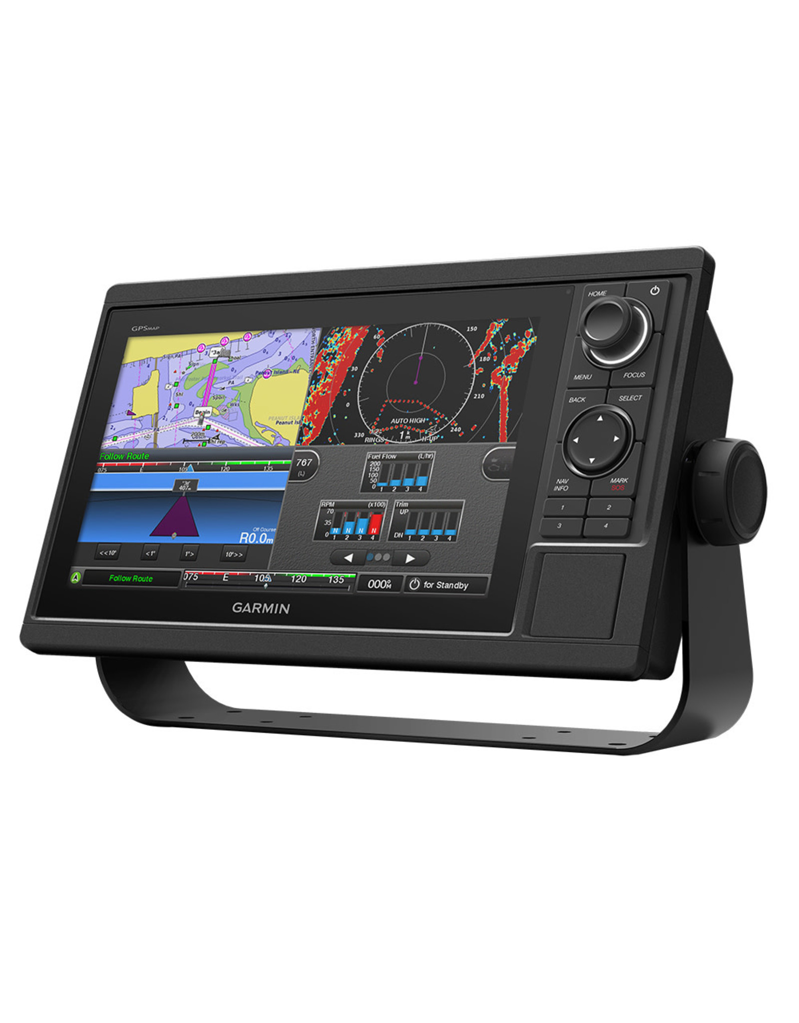 Garmin GPSMAP® 1022xsv Keyed Networking Combo Worldwide - No Transducer