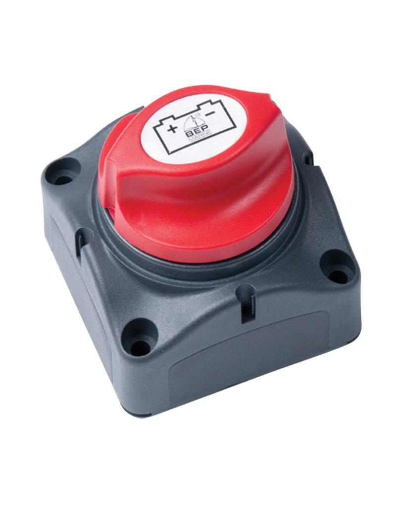 BEP Mini Contour Battery Disconnect Switch