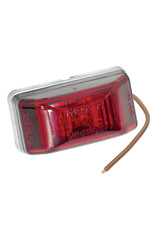 Wesbar Wesbar Waterproof LED Clearance/Side Marker Light #99 Series Red