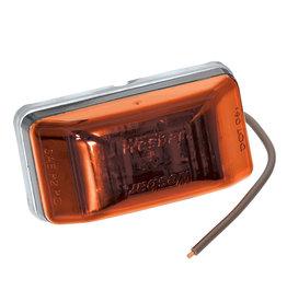 Wesbar Wesbar Waterproof LED Clearance/Side Marker Light #99 Series Amber
