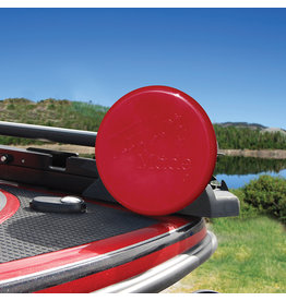Taylor Made Trolling Motor Propeller Cover - Red - 3 Prop