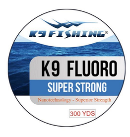 K9 Fishing K9 Fluoro Clear 300