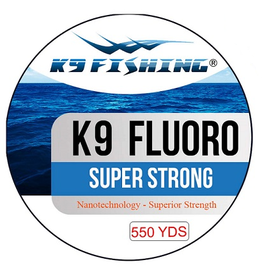 K9 Fishing K9 Fluoro Clear 550