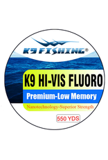 K9 Fishing K9 Fluoro Hi Vis 550