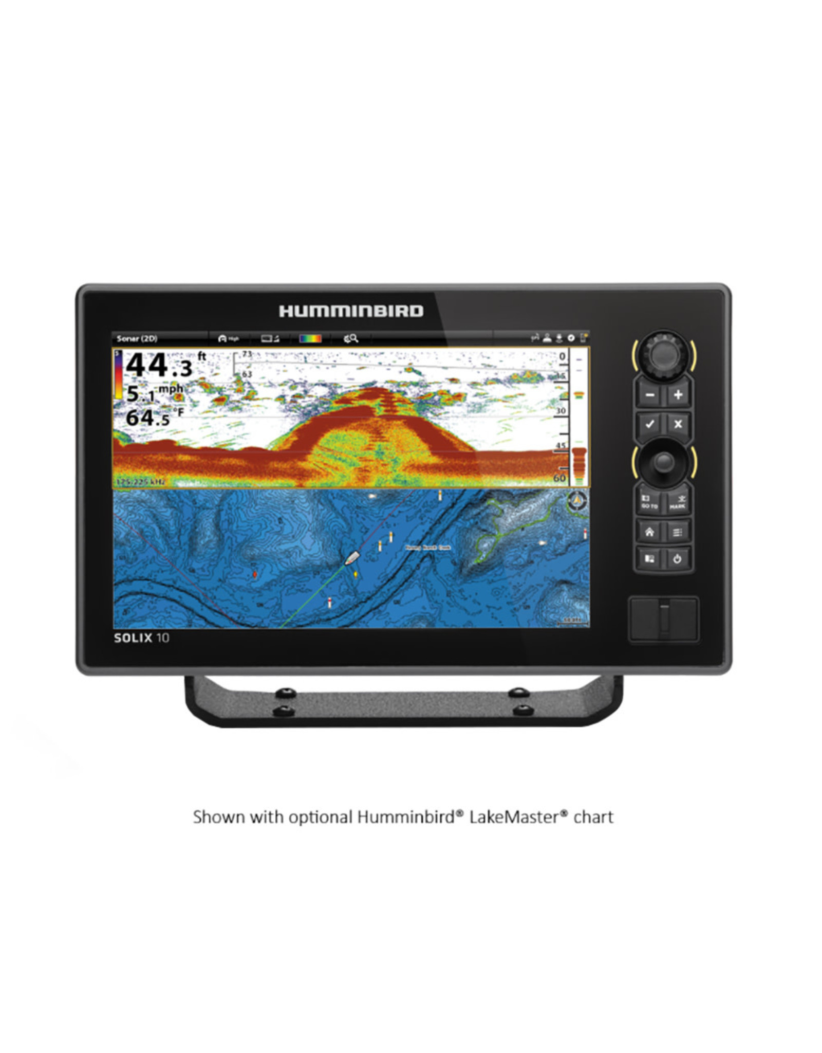 Humminbird SOLIX™ 10 Chirp GPS Combo
