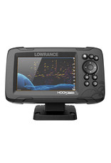 Lowrance HOOK Reveal 5 Chartplotter/Fishfinder with SplitShot Transducer & US Inland Charts