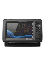 Lowrance HOOK Reveal 7 Chartplotter/Fishfinder with TripleShot Transducer & US Inland Charts
