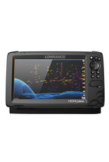Lowrance HOOK Reveal 9 Chartplotter/Fishfinder with TripleShot Transducer & US Inland Charts