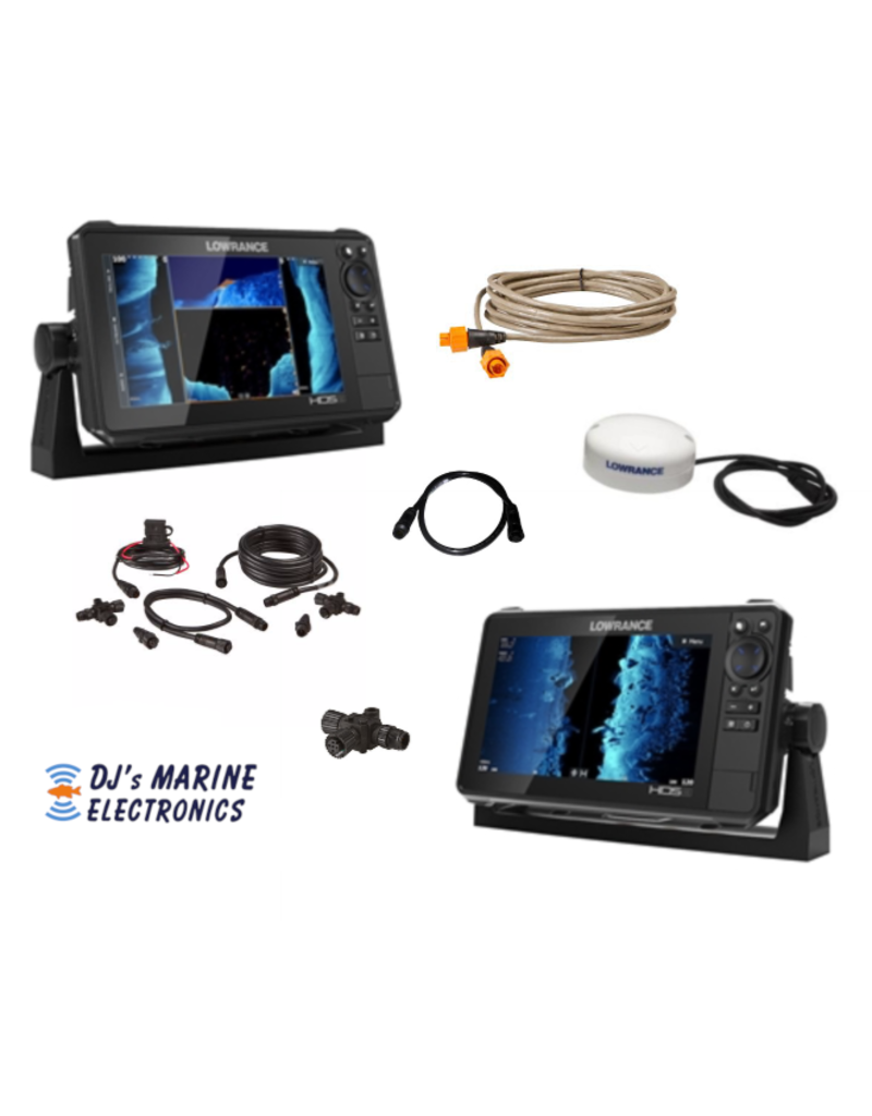 Lowrance HDS 7 Live Active Imaging + HDS 7 Live Active Imaging