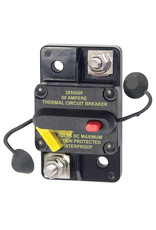 Blue Sea Blue Sea 7183 50 AMP Circuit Breaker