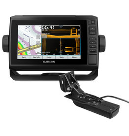Garmin ECHOMAP™ UHD 73sv LakeVü g3 with GT56UHD-TM Transducer