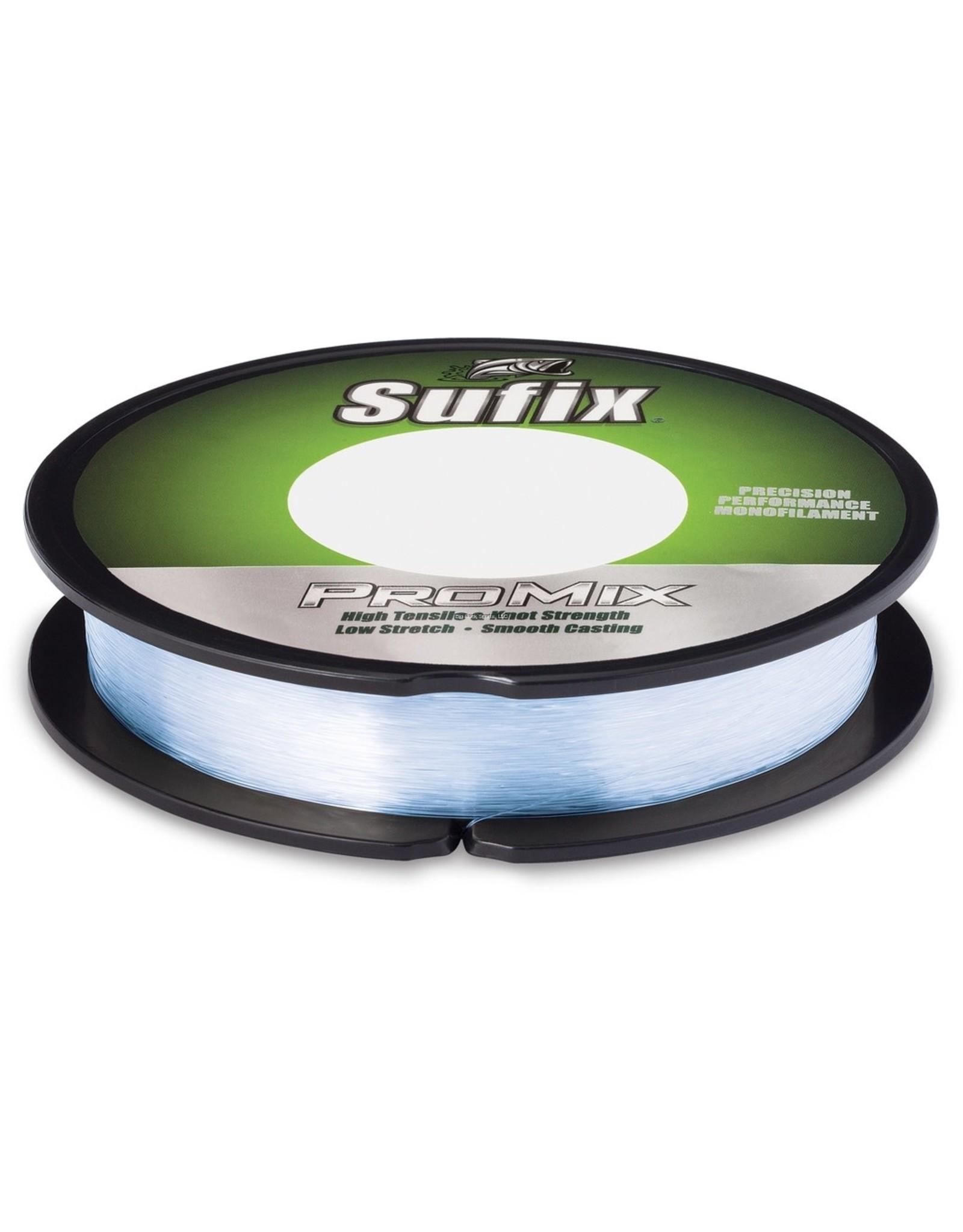 Sufix ProMix Low-Memory Monofilament 8 lb