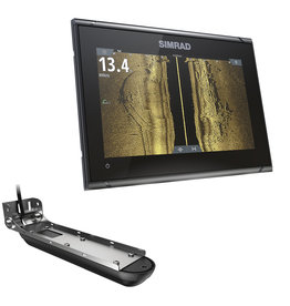 SIMRAD Simrad GO9 XSE Combo w/3 in 1 Active Imaging