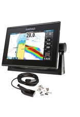 SIMRAD GO9 XSE  w/Medium/High DownScan Transducer