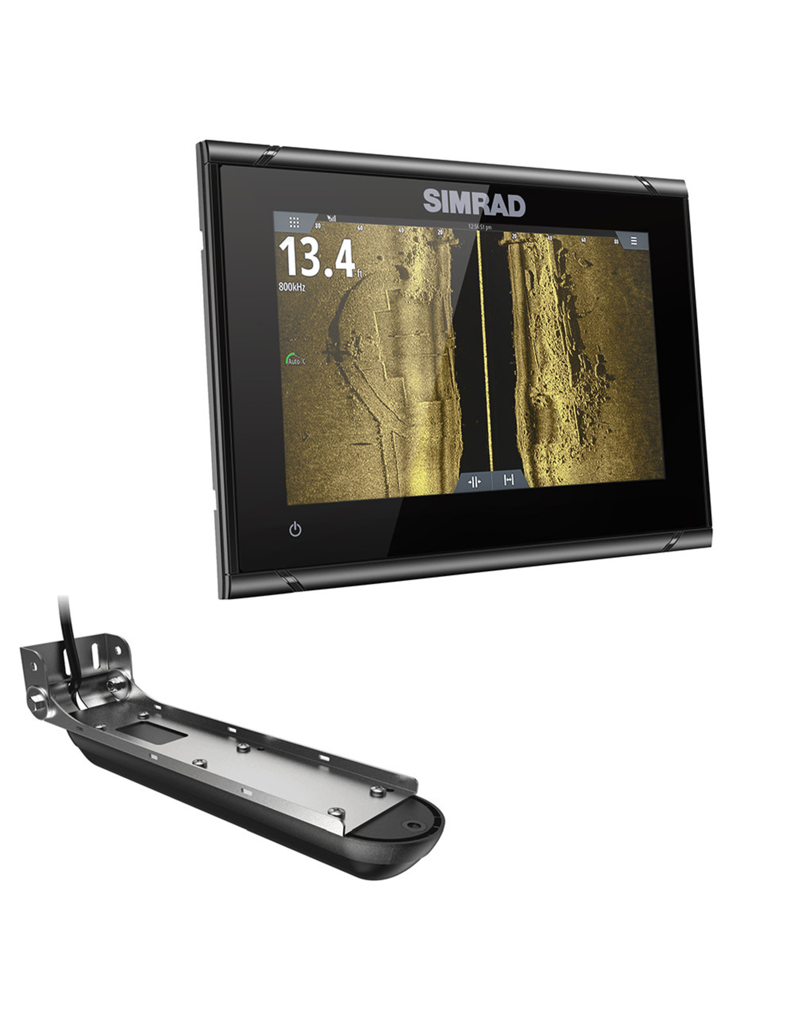SIMRAD Simrad GO7 XSR Combo w/3 in 1 Active Imaging