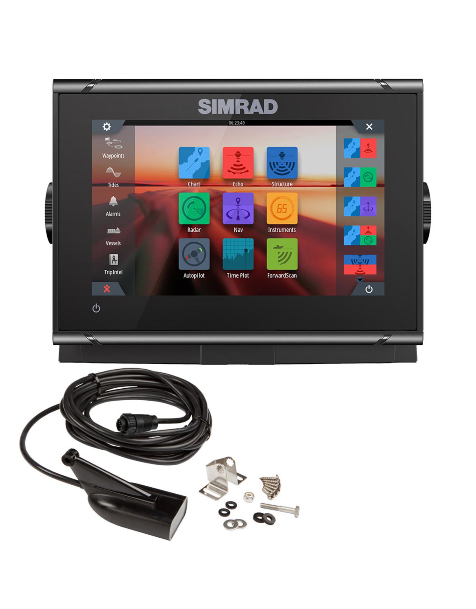 SIMRAD Simrad GO7 XSR Combo HDI Skimmer Transducer