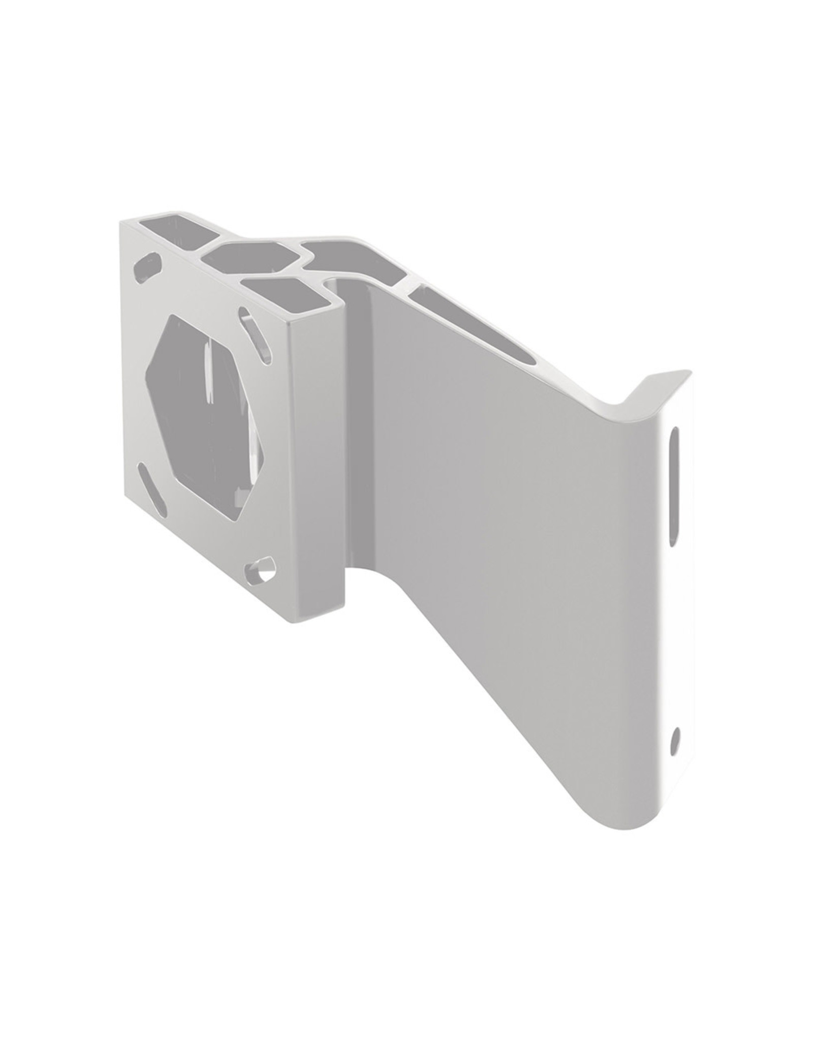 "Minn Kota 4"" Raptor Jack Plate Adapter - Port - White"