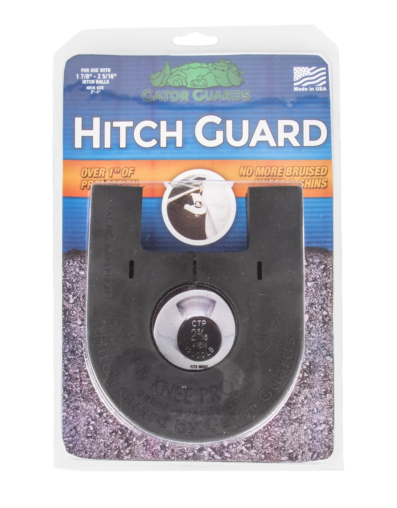 Gator Guards Trailer Hitch Guard