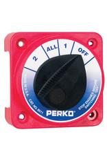 PERKO Compact Medium Duty Main Battery Selector Switch