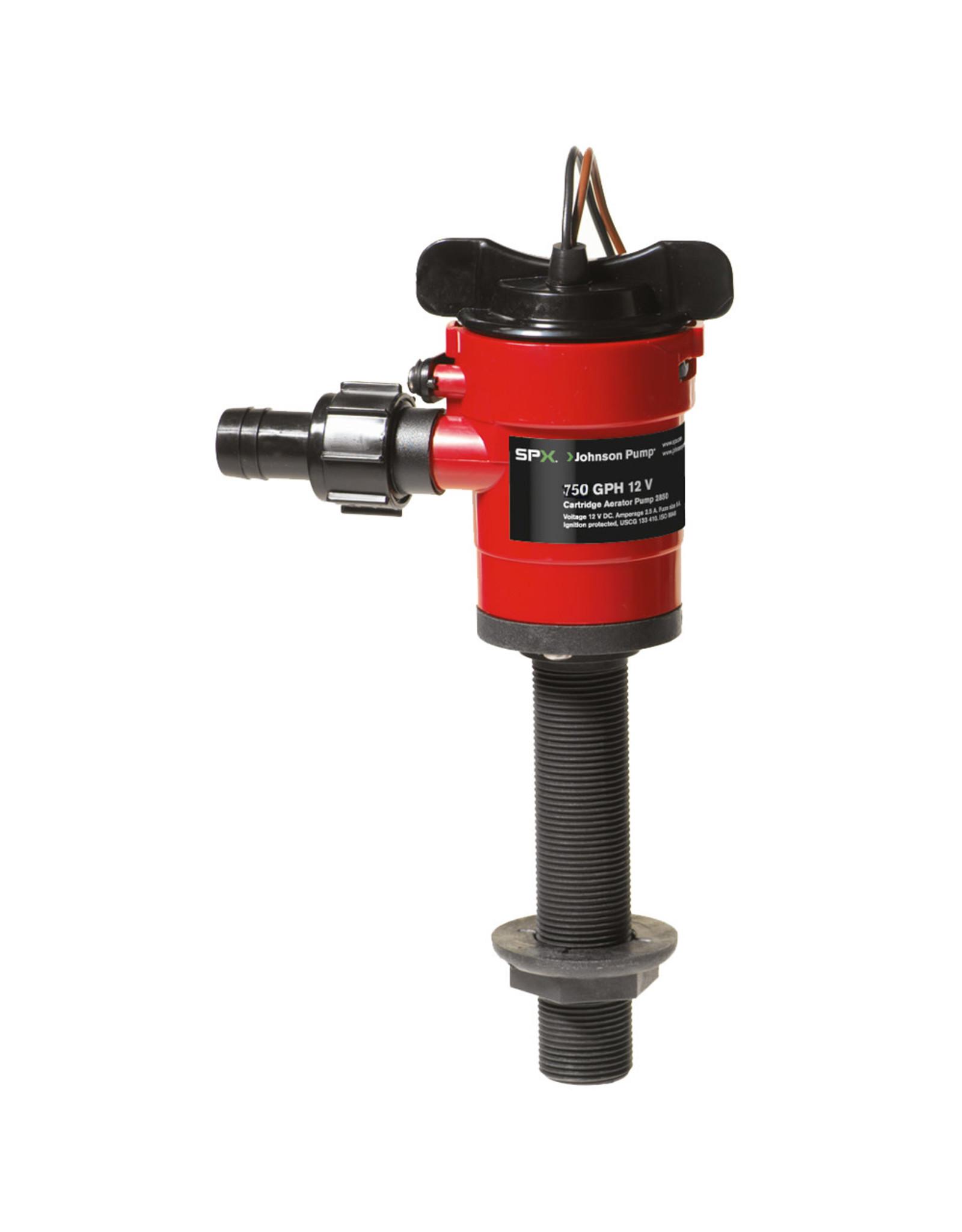 Johnson Cartridge Aerator Pump 750 gph