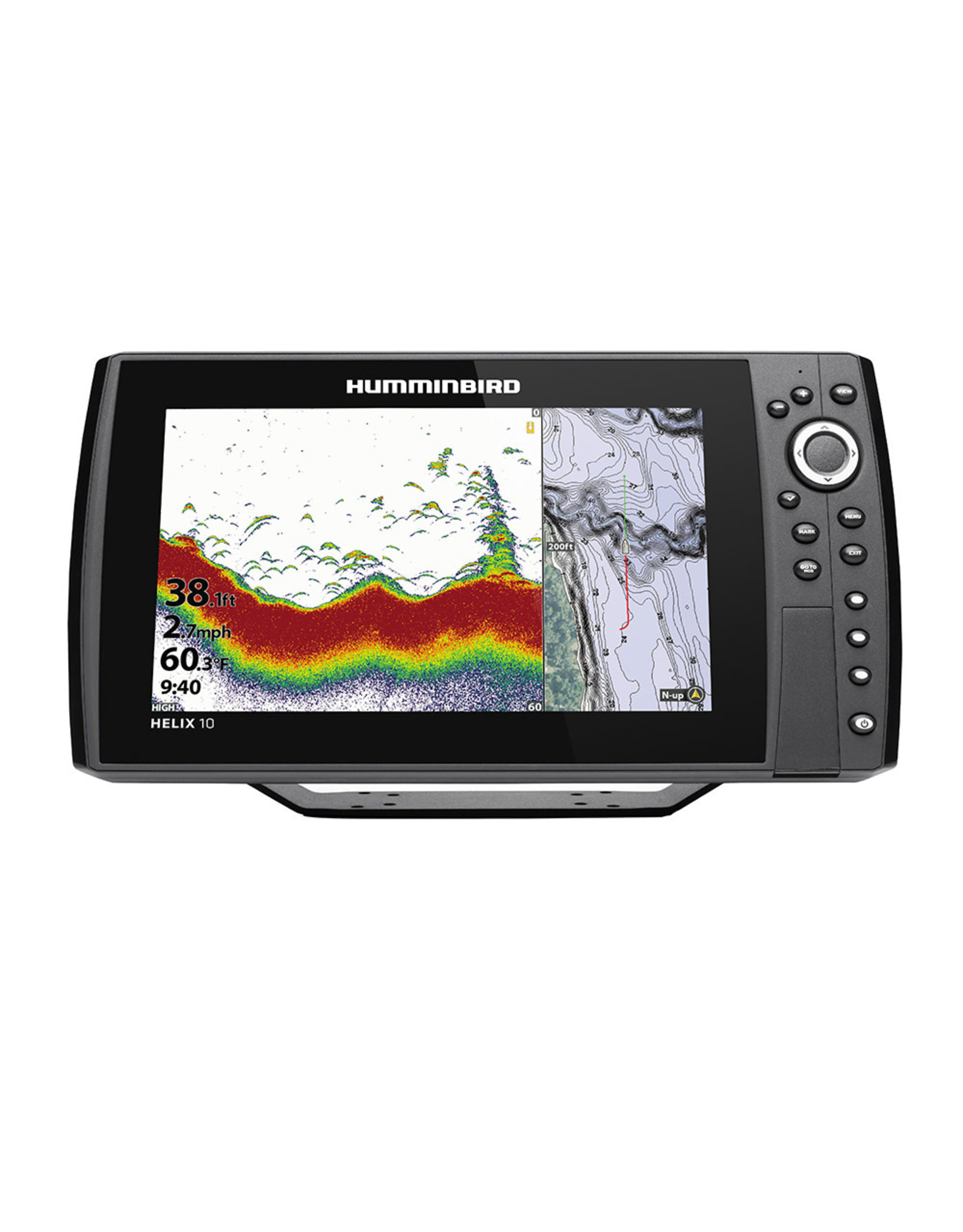 Humminbird Helix 10 Chirp DS GPS G4N