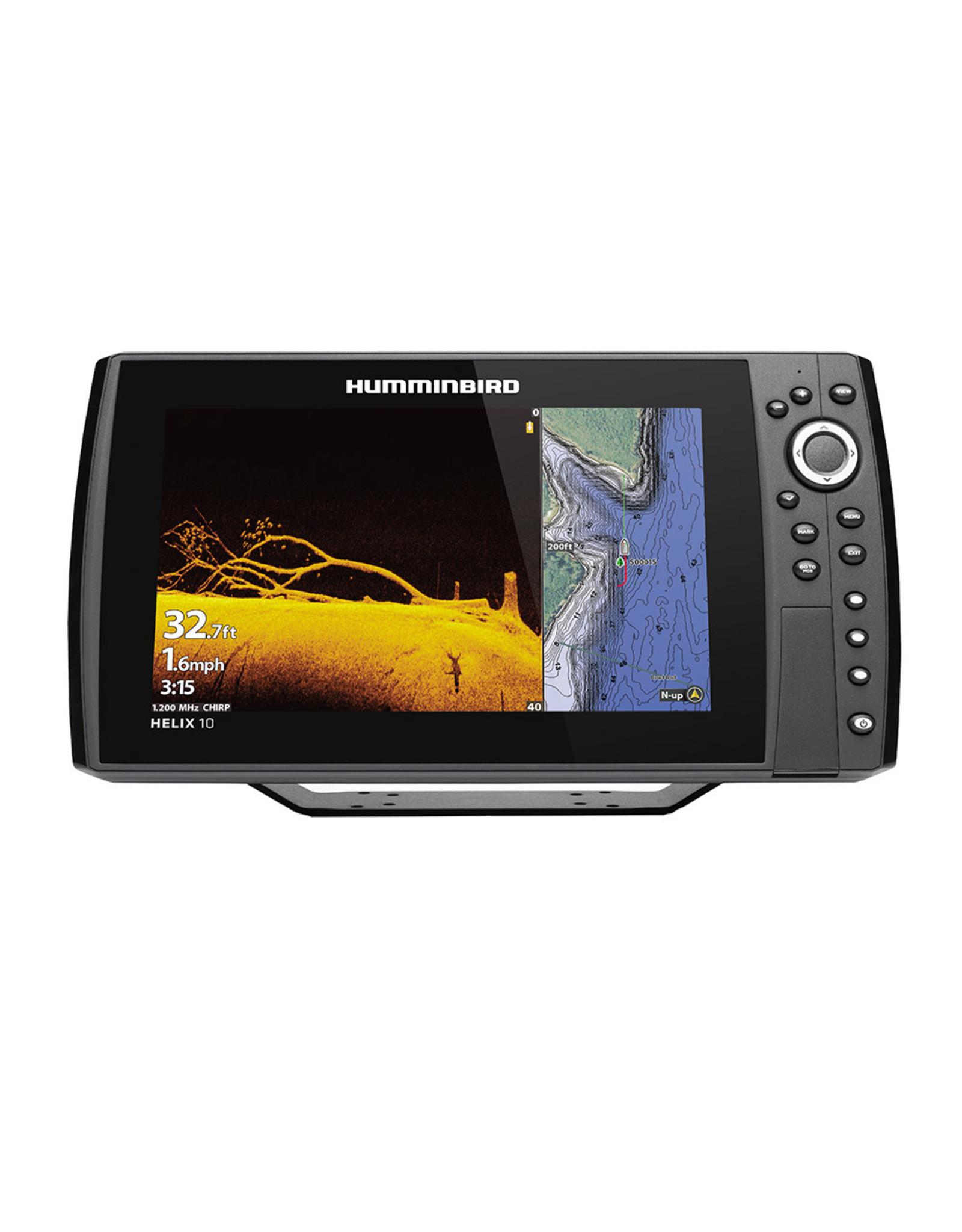 Humminbird HELIX 10® MEGA DI+ GPS G4N CHO