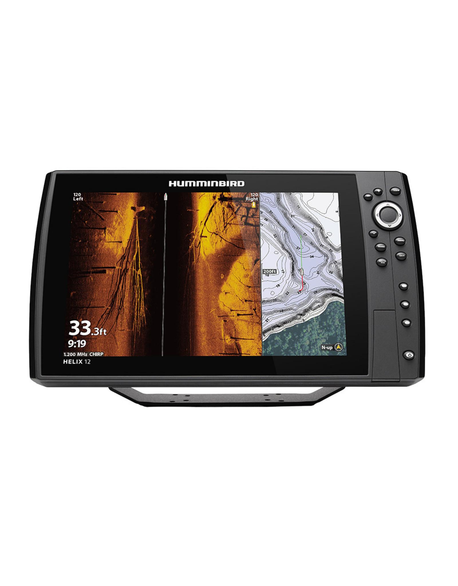 Humminbird HELIX 12® CHIRP MEGA SI+ GPS G4N CHO