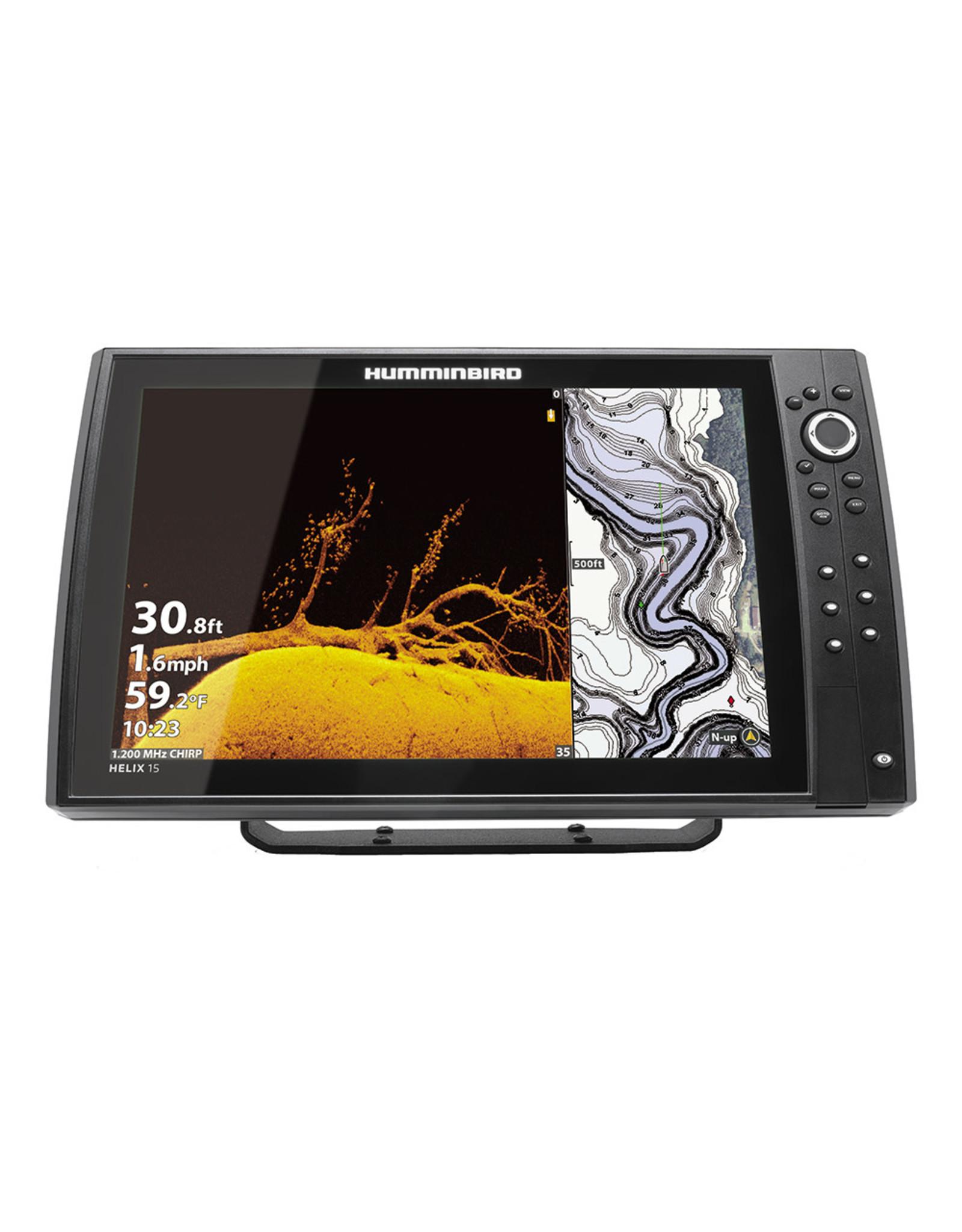 Humminbird HELIX 15® CHIRP MEGA DI+ GPS G4N CHO Display Only