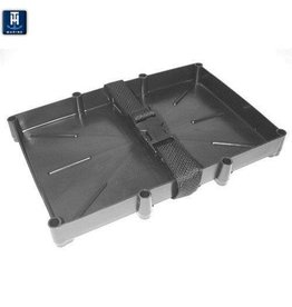 TH Marine Narrow Battery Tray 31 Series Polystrap