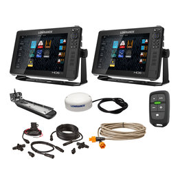 "Lowrance HDS Live Bundle - 2 -12"" Displays"