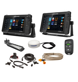 "Lowrance HDS Live Bundle - 9"" & 12"" Display"