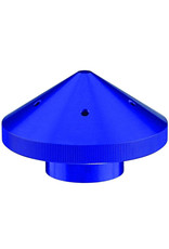 TH Marine G-Force ELIMINATOR Trolling Motor Blue Prop Nut for Minn Kota 80-101-112 Trolling Motor