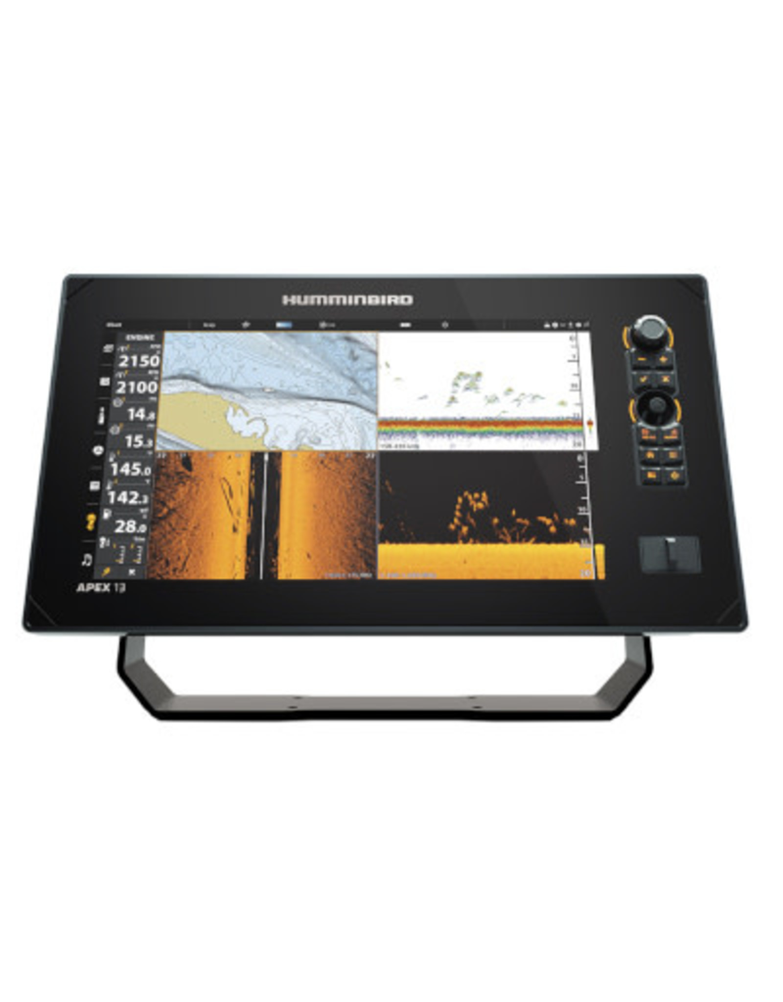 Humminbird APEX® 13 MSI+ Chartplotter CHO Display Only