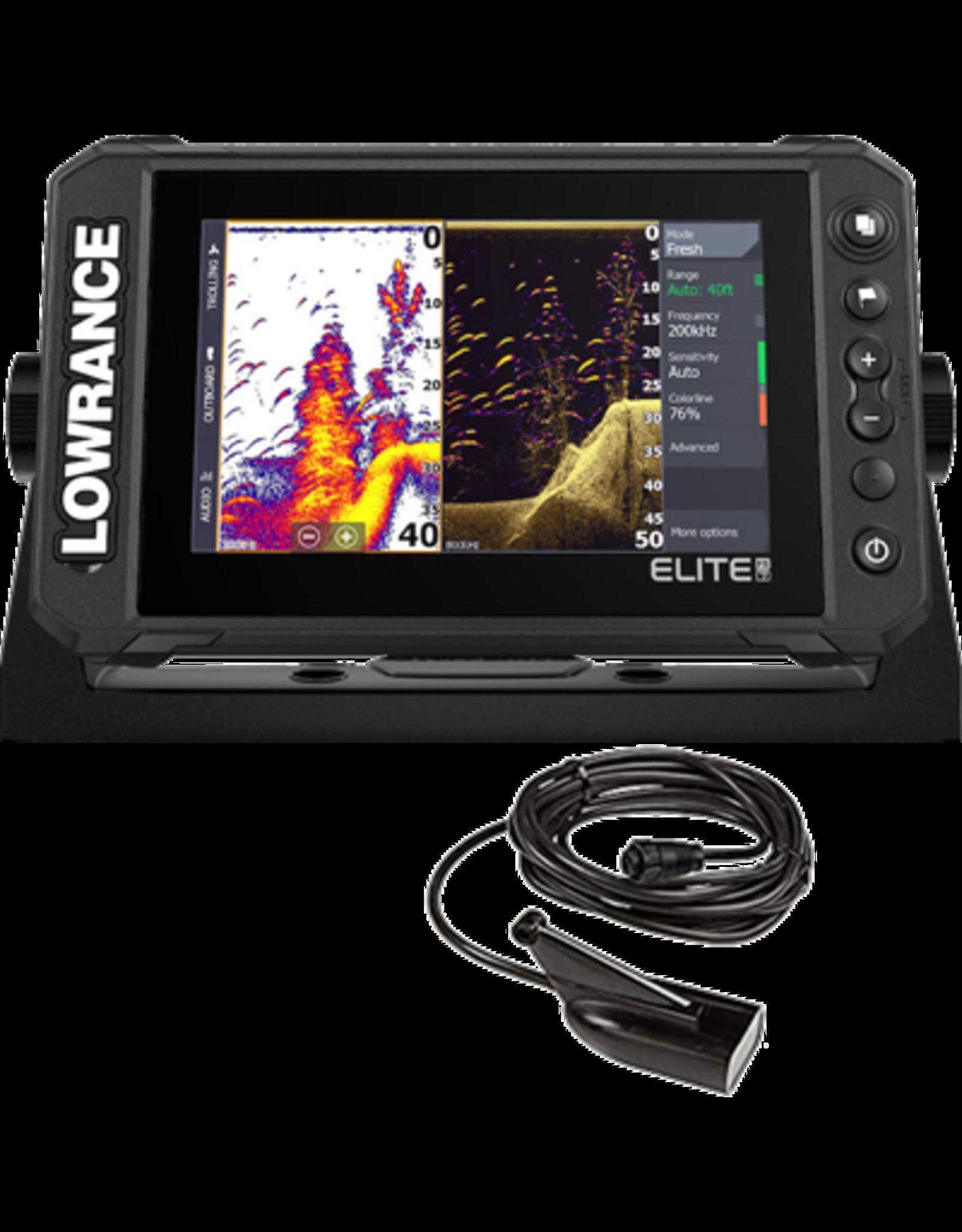 Lowrance Lowrance Elite FS 7 MF Display/HDI