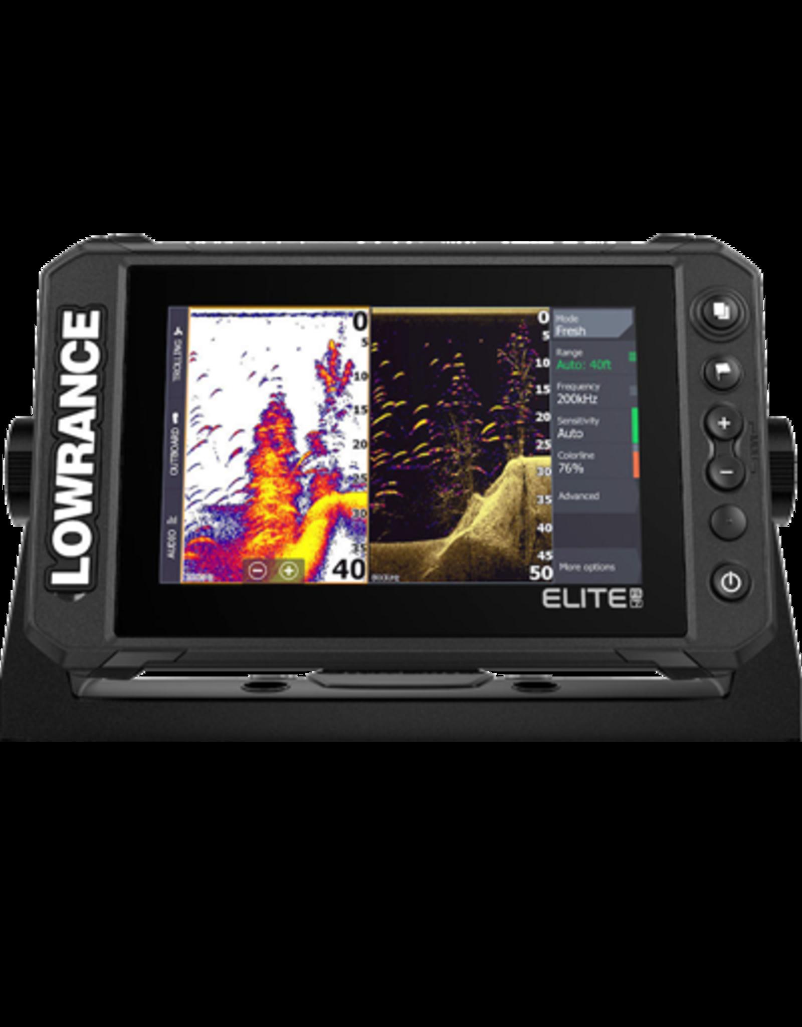 Lowrance Lowrance Elite FS 9 MF Display/no Xdcr