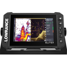 Lowrance Lowrance Elite FS 9 MF Display/no Xdcr