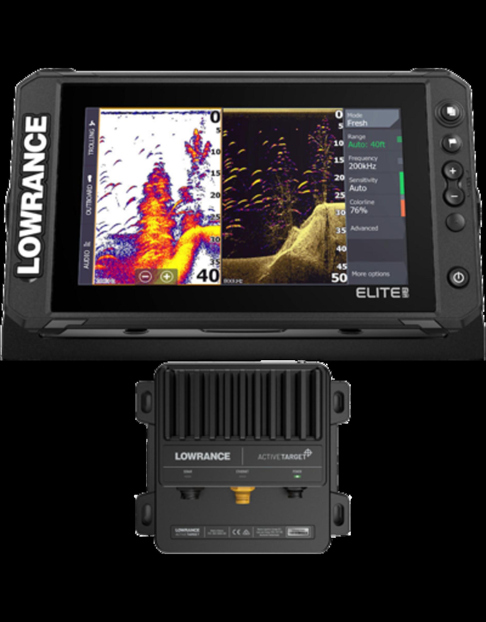 Lowrance Lowrance Elite FS 9 MF Display/Active Target