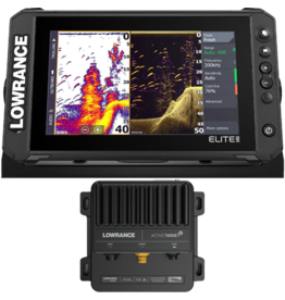 Lowrance Lowrance Elite FS 9 MF Display/Active Target