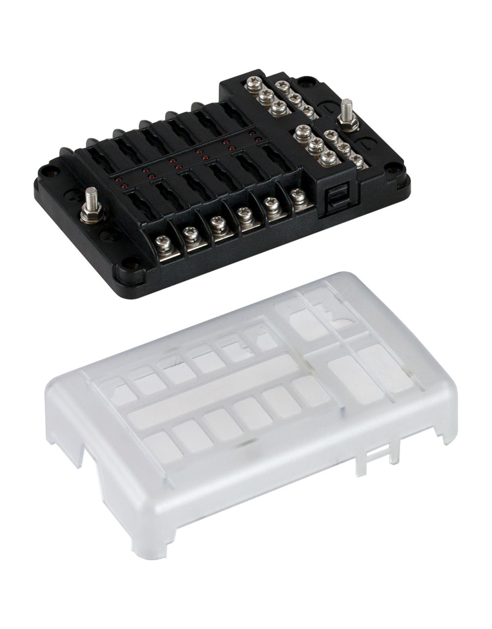 Sea Dog LED Indicator Fuse Block-12