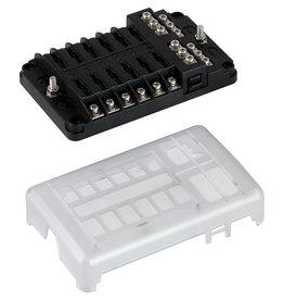 Sea Dog LED Indicator Fuse Block-12