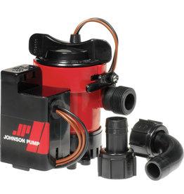 Johnson Johnson Pump 500 GPH Auto Bilge Pump