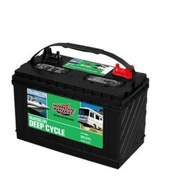 Interstate Interstate Deep Cycle Battery - SRM 31